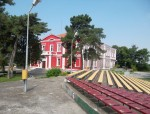 Military club and Summer Theater in Ruse
