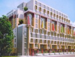 """Building a modern campus """"Papaya"""" on the territory of the Technical University"""